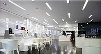 Монтаж встраиваемого карниза для LED светильника , молдинг Tesori