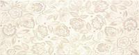 Плитка Венус Ариа Флауэрс Бейдж 202*504 Venus Aria Flowers Beige плитка стеновая для ванной,гостинной.