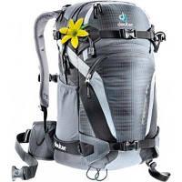 Рюкзак туристичний Deuter Freerider 24 SL anthracite-black (33504 4750) міські, для пішого та гірськ