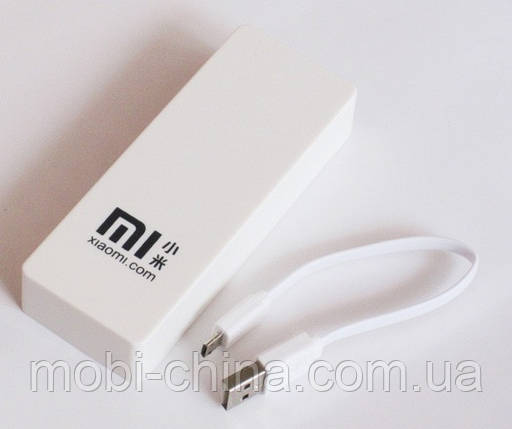 Универсальная батарея - Xiaomi power bank 6000 mAh, фото 2