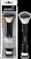 Ebelin Professional Make-up + Puderpinsel - Профессиональная кисть для нанесения макияжа и пудры