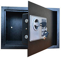 Мебельный сейф (гостиничный сейф, офисный сейф) 20 Е. Электронный замок + ключи. Производство Украина., фото 1