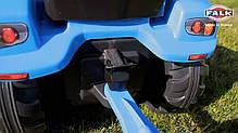 Детский трактор на педалях Falk 2050CM LANDINI POWERMONDIAL 110, фото 3