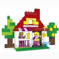 Детский конструктор Страна Чудес ausini 24404114 для девочек в коробке 22-4,5-15см