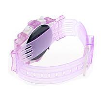 Годинники наручні електронні дитячі Ultimatum Sport Purple, фото 2
