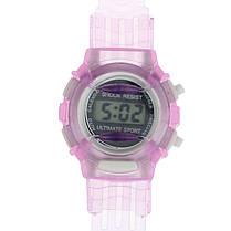 Часы наручные детские электронные Ultimatum Sport Purple, фото 3
