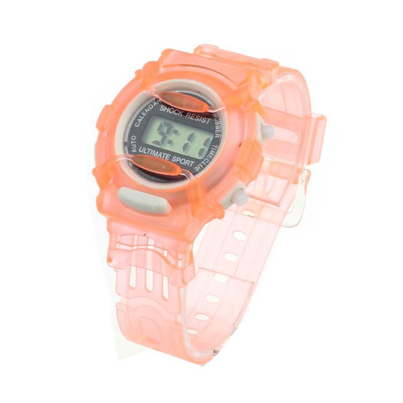 Часы наручные детские электронные Ultimatum Sport hellorange