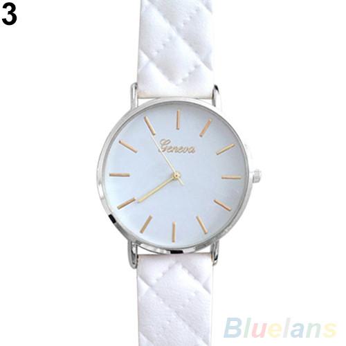 Часы наручные кварцевые Rombo white