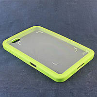 Чехол-Накладка для Samsug Galaxy Tab P1000, Лайм /case/кейс /галакси таб