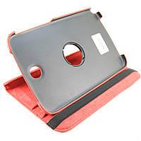 Чехол-книжка для Samsung Galaxy Note 8.0, N5100, кожаный, вращающийся, Красный /flip case/флип кейс /самсунг, фото 1