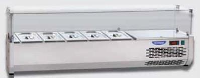 Витрина холодильная DGD VR4140VD
