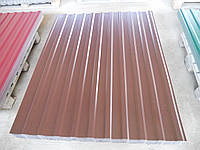 Профнастил металлопрофиль RAL 8017 950/1500мм