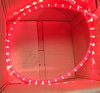Дюралайт круглый Feron LED 2WAY красный