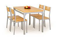 Кухонный комплект Halmar MALCOLM+ 4 кресла