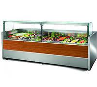 Холодильная витрина Cold W-25 PS-k , фото 1