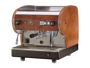 Напівавтоматична кавова машина SMSA/1 LISA bw*