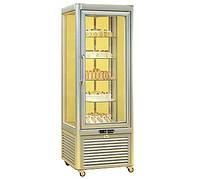 Кондитерский шкаф FrostEmily PRISMA 400 TNV-PG
