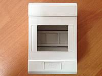 Корпус пластиковый наружный 4 модуля  IP 20, фото 1