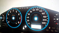 Шкалы приборов Nissan Almera classiс, фото 1