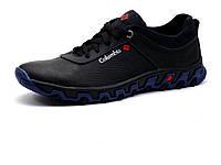 Кроссовки мужские Columbia Track II, кожаные, фото 1