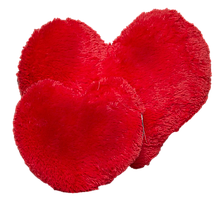 Сердце меховое