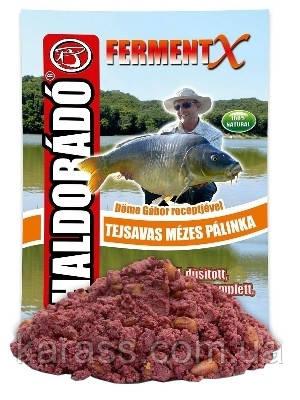 HALDORÁDÓ FERMENTX - TEJSAVAS MÉZES PÁLINKA