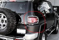 Защита задних фонарей Toyota FJ CRUISER