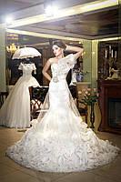 Свадебное платье Рыбка Укршик 2663