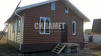 Канадский дом из сип панелей, фото 1