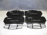 Дисковые тормозные колодки MAN 2000 / TGA TG-A/RVI 250X30