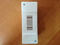 Корпус пластиковый наружный 2 модуля  IP 20