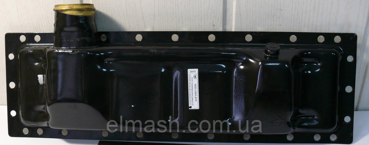 Бак радиатора МТЗ 1221 нижний (пр-во Оренбург)