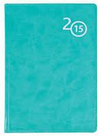 """Ежедневник А5 """"Vogue"""", 432стр., датированный на 2015г., Leo251502"""