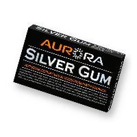 Силвер Гам, антибактериальная жевательная резинка (для эффективной борьбы с инфекциями полости рта)