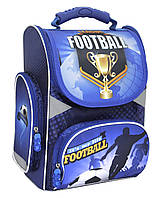 "Ранец школьный каркасный ортопедический ""Football"" Cool For School CFS85663 модель 702"