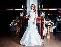 Свадебное платье рыбка Александра-Марго