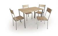 Кухонный комплект Halmar RALPH+ 4 кресла