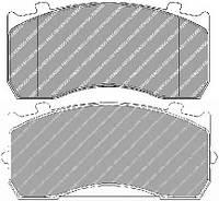 Колодки тормозные  на MB ATEGO / MAN TGL 04- JURID 129148J