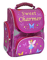 "Ранец школьный каркасный ортопедический ""Sweet Charmer"" Cool For School CFS85665 модель 702"