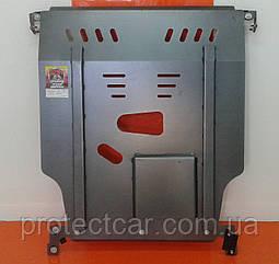 Защита двигателя Fiat Ducato (с 2006 г.в.) Фиат Дукато