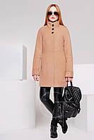 Кашемировое пальто для женщин  X-Woyz PL-8587