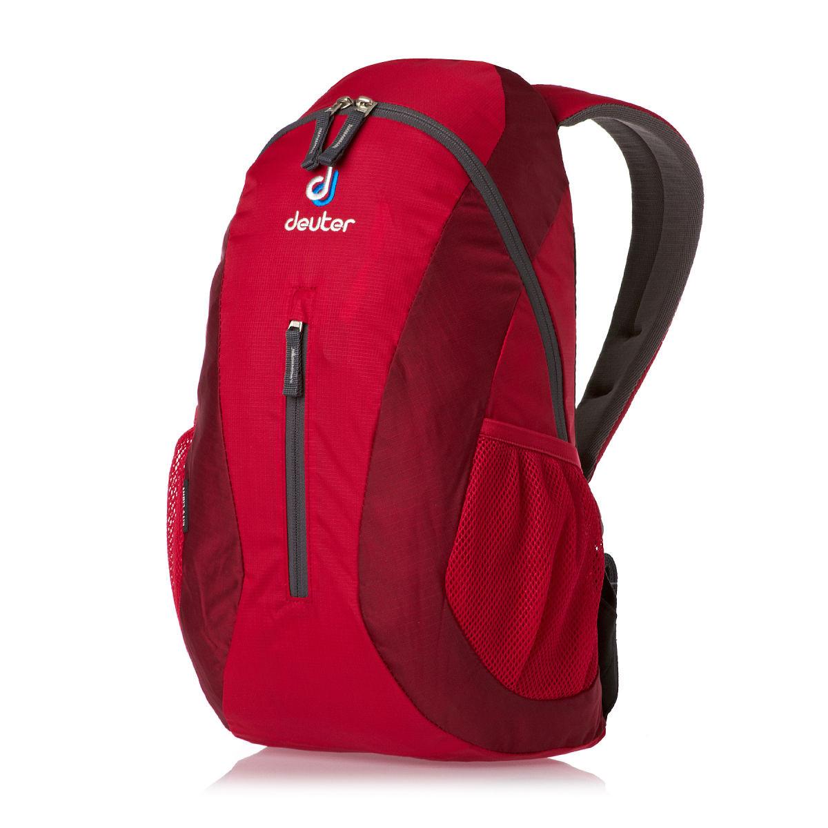 Городской рюкзак Deuter City Light fire/cranberry (80154 5520)