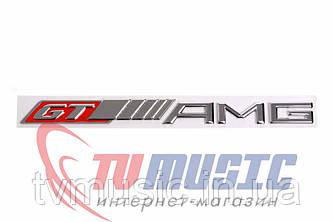 Надпись GT AMG