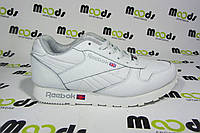 Женские кроссовки Reebok Classic, кожа, белые, Р.   39 40 41 , фото 1