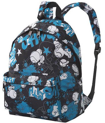 Замечательный городской рюкзак Spayder 28 л. полиэстер 633 Green