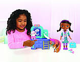 Интерактивная кукла доктор Плюшева с Клиникой Doc McStuffins, фото 2