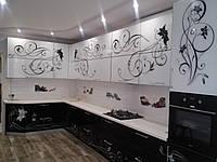 Кухня Стекло, фото 1