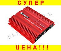 Фирменный усилитель Cougar CAR AMP 500.4