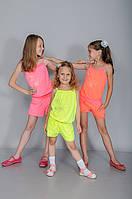 Детский летний комбинезон для девочки, фото 1