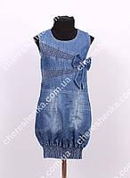 Детский джинсовый сарафан Miles RB51
